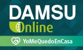 ¿Cómo hacer todos los trámites a través de DAMSU ONLINE?